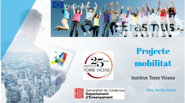 Projecte mobilitat Institut TorreVicens by