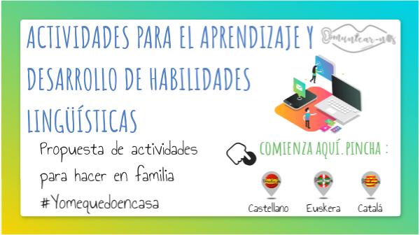 ACTIVIDADES PARA EL APRENDIZAJE Y DESARROLLO DE HABILIDADES ...