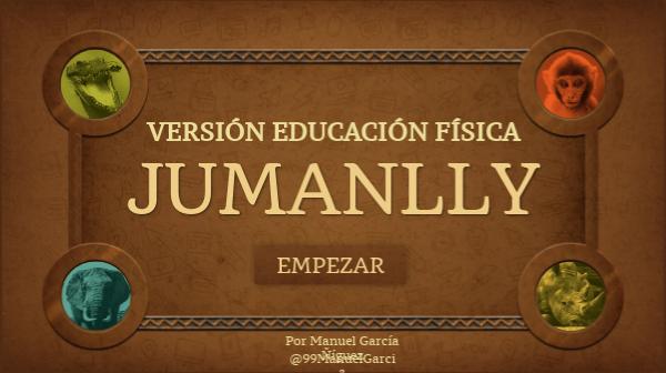 JUMANJI EF by Manuel García on Genial.ly